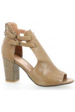 Sandales Nuova Riviera Nu pieds cuir(127908285)