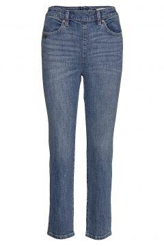 I\'M Game Jeans Straight Jeans Hose Mit Geradem Bein Blau ODD MOLLY(114155577)