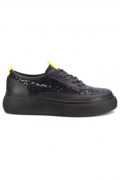 Eşle 20y 40-101 Kadın Sneakers Ayakkabı Siyah(110967635)