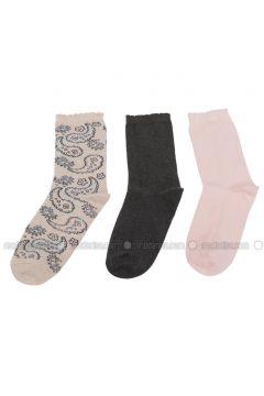 Multi - Socks - DeFacto(110325610)