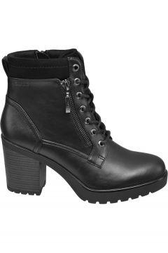 Esprit Kadın Siyah Topuklu Bot(123432538)