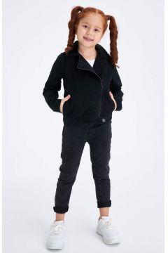 DeFacto Kız Çocuk Jegging Fit Jean Pantolon(119060522)