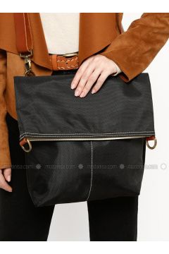Black - Shoulder Bags - Ottobags(110318531)