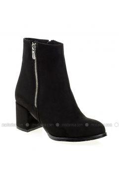 Black - Boot - Boots - DERİGO(110339477)
