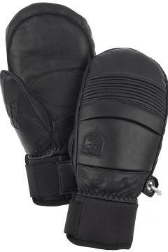 Hestra Leather Fall Line Mittens zwart(100503888)