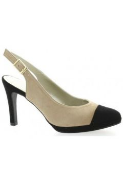 Sandales Brenda Zaro Escarpins cuir velours /(115611373)