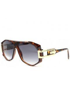 Lunettes de soleil Soleyl Grosses lunettes de soleil marron ecailles fashion Hack(115438928)