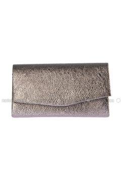 Silver Tone - Clutch Bags / Handbags - WMİLANO(110321568)