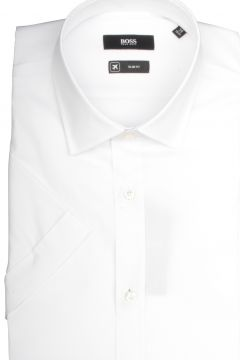 Hugo Boss Jats Korte Mouw Overhemd 50404754/100(111895387)
