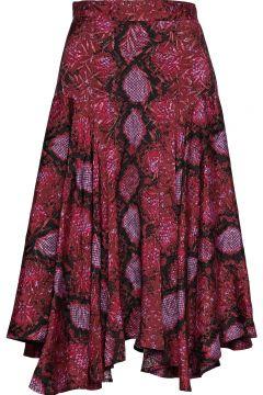 Vila Knielanges Kleid Rot CUSTOMMADE(114163707)