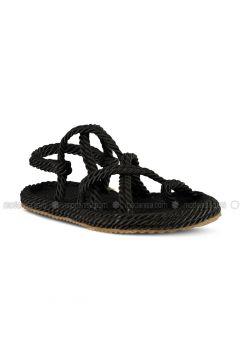 Black - Sandal - Sandal - Marjin(110337935)