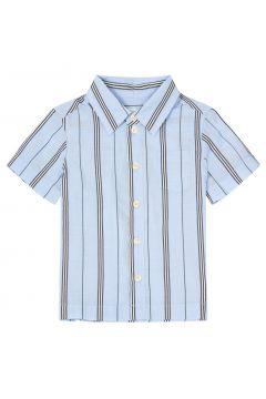 Kurzarm Hemd mit Streifen Smyth(113871985)