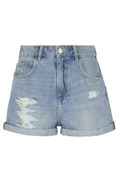 Hellblaue Denim Shorts(111016583)