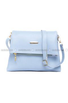 Blue - Shoulder Bags - Bagmori(110320567)