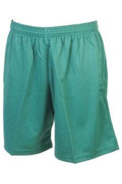 Short Tremblay Poly vert uni short foot(127853176)