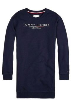 Robe enfant Tommy Hilfiger Kids CREW SWEATSHIRT DRESS(115664239)