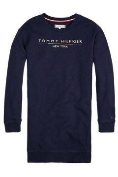 Robe enfant Tommy Hilfiger Kids CREW SWEATSHIRT DRESS(115664239)