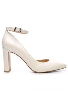 KEMAL TANCA Kadın Beyaz Topuklu Stiletto(110923070)