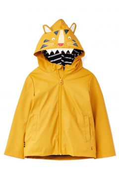 Joules Riverside Character Kinder Jacke - Yellow Tiger(118398435)