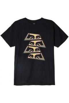 T-shirt Obey NERA PYRAMID EYES(115487969)