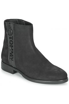Boots Tommy Jeans TOMMY JEANS ZIP FLAT BOOT(115435026)