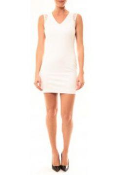Robe Vera Lucy Robe Enzoria 9252 Blanc(127874413)