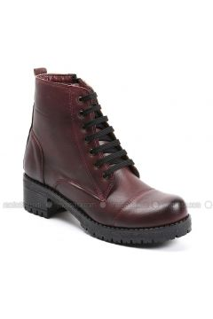 Maroon - Boot - Boots - Sapin(110326276)