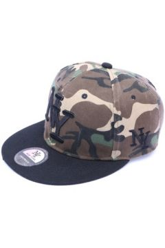 Casquette Hip Hop Honour Snapback NY Camouflage(115396358)