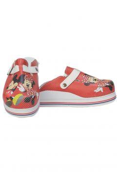 Comfort Kadın Desenli Mickey Mouse Taban Terlik(119135352)