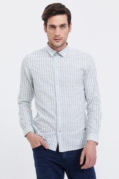 Loft Beyaz Gömlek(114004737)