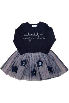 Robe enfant Interdit De Me Gronder Etoile(98534164)