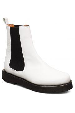Seoul High Boots Stiefeletten Chelsea Boot Weiß TWIST & TANGO(114160185)