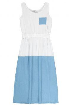 Zweifarbiges Kleid Rununculus(113866658)