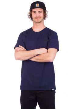 bunth Basic T-Shirt blauw(85188658)