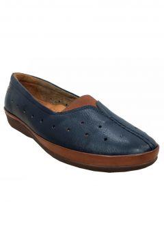 Scavia 103 Hakiki Deri Ortopedik Yerli Üretim Kadın Ayakkabı Maxsens Ayakkabımol(107871345)