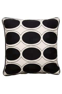 Day Ovale Cushion Cover Kissenbezug Schwarz DAY HOME(109112353)