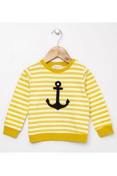 Mammaramma Sarı Sweatshirt(126442969)