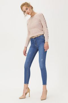 Fashion Friends Laciver Pantolon(113987884)