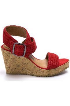 Sandales Chattawak sandales 7-LADY Rouge(98517612)
