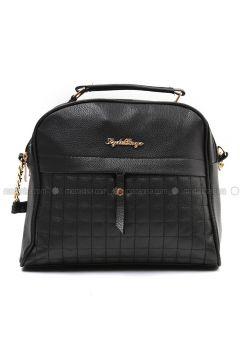 Black - Shoulder Bags - Sapin(110326392)