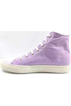 Chaussures Roy Rogers sneakers lilla textile AH502(115393348)