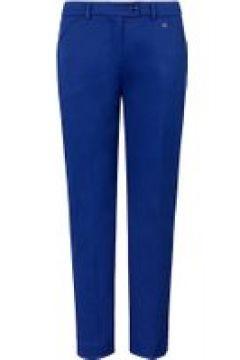 Hose mit Bügelfalten und Kontrastverarbeitung Basler sailor blue(116399882)