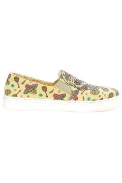 Goby Baskılı Renkli Kadın Ayakkabı(105258404)