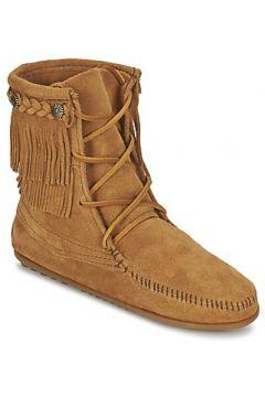 Boots Minnetonka DOUBLE FRINGE TRAMPER(88436250)