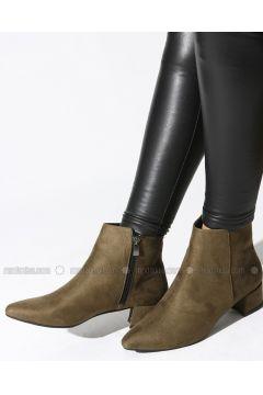 Khaki - Boot - Boots - ROVIGO(110340402)