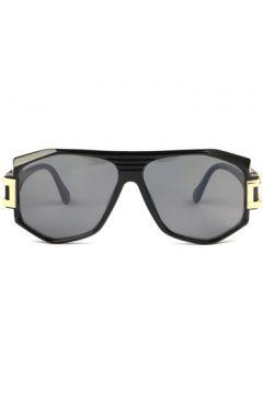 Lunettes de soleil Soleyl Grosses lunettes soleil noires fashion Hack(127904487)