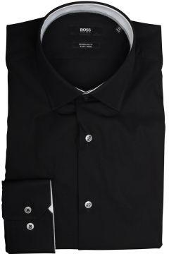 Hugo Boss Overhemd Goran Regular Zwart 50415621/001(110997066)