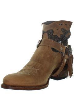 Bottes Sendra boots Bottes Deborah en cuir ref_sen43699 Marron(115557688)