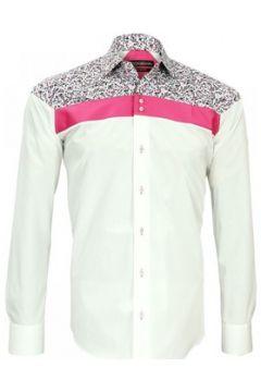 Chemise Emporio Balzani chemise mode fiorino blanc(115424039)