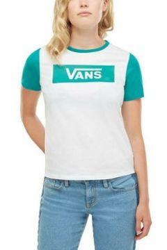 T-shirt Vans RINGER V TANGLE RANGE(101539097)